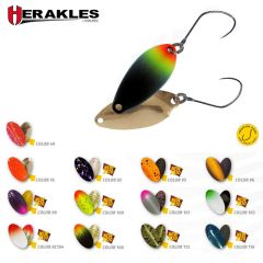 Lingura oscilanta Colmic Herakles K1 1.8g, culoare 101