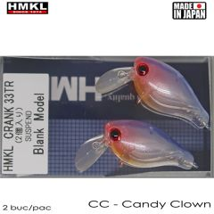 Vobler HMKL Crank 33TR 3.3cm, culoare CC