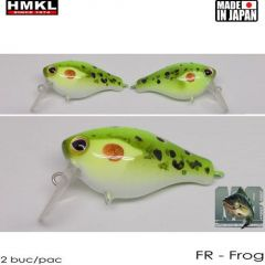 Vobler HMKL Crank 33TR F(Custom Painted) 3.3cm/3.3g Frog