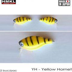Vobler HMKL Crank 33TR F(Custom Painted) 3.3cm/3.3g Yellow Hornet