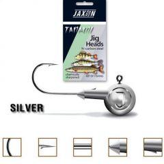 Jig Jaxon Tanami Silver, carlig nr.6/0, 20gr