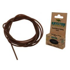 Tub siliconic Kryston Hook Silicone Tubing 1.8m - Brown