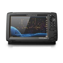 lowrance sonar hook reveal 9