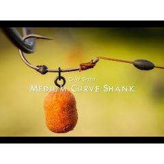 Carlige Carp Spirit Medium Curve Shank(MCS) Nr.7
