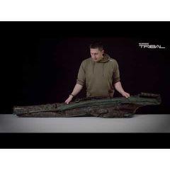 Husa lansete Shimano Tribal Trench Padded Rod Sleeve 12'