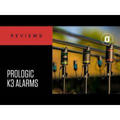 Set 3 avertizori + statie Prologic K3