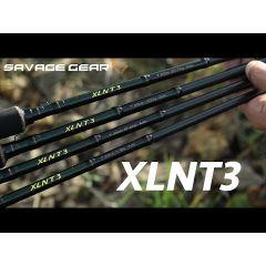 Lanseta Savage Gear XLNT3 Spin 2.43m/7-25g
