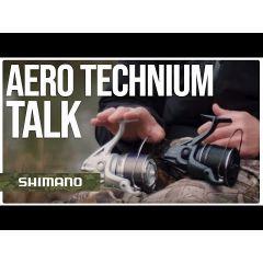Mulineta Shimano Aero Technium Magnesium 14000XTC