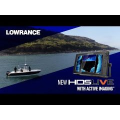 Sonar pescuit Lowrance HDS-7 LIVE Active Imaging 3-in-1 (ROW)