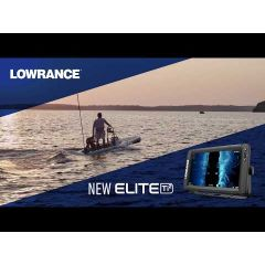 Sonar pescuit Lowrance Elite-9 Ti2 US Coastal Active Imaging 3-in-1