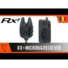 Avertizor electronic Fox Micron RX+