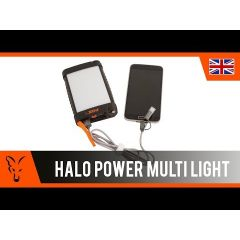 Lampa Fox Halo Power Multi Light