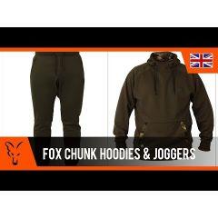 Hanorac Fox Chunk Khaki/Camo, marime M