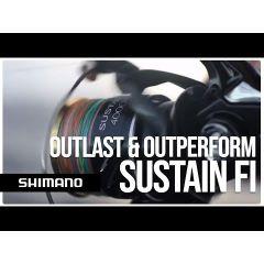 Mulineta Shimano SUSTAIN 3000 XG FI