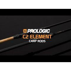 Lanseta Prologic Element C2 XD SC 3.90m/3.5lb