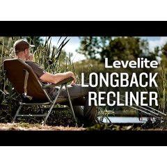 Scaun pescuit Trakker Levelite Longback Recliner