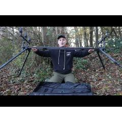 Rod Pod Ananconda Black Barrier Pod 3 posturi