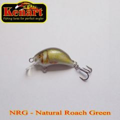 Vobler Kenart Hunter F 2cm, culoare NRG
