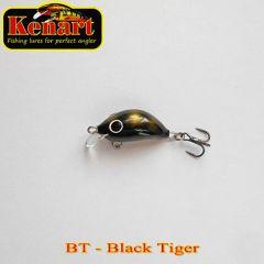 Vobler Kenart Hunter F 2cm, culoare BT