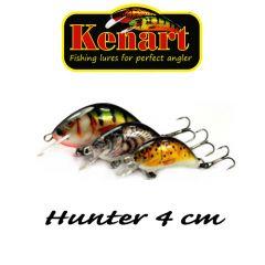 Vobler Kenart Hunter 4cm, culoare BP