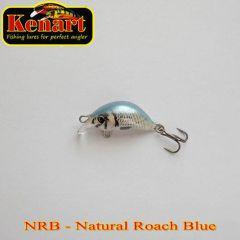 Vobler Kenart Hunter F 2cm, culoare NRB