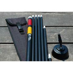 ICC Marker Stick Premium 6.25m - Yellow