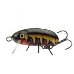 Vobler Hunter Insect Floating Diving 2.6cm/1g, culoare BL