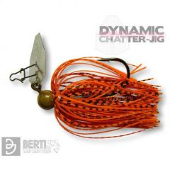 Bertilure Dynamic Chatter-Jig Nr.4/0, 7g culoare Orange Perch