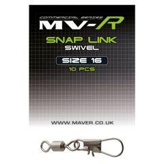 Agrafe + varteje Maver MV-R Snap Link Nr. 8