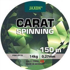 Fir monofilament Jaxon Carat Spinning 0,20mm/7kg/150m