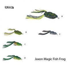 Jaxon Magic Fish Frog 1C 4cm, culoare C