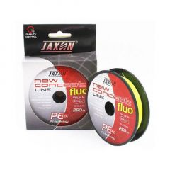 Fir textil Jaxon New Concept Fluo 0,12mm/12kg/100m