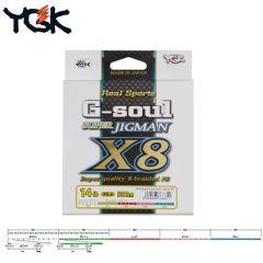 Fir textil YGK RS G-Soul Super Jigman X8 0.260mm/45lb/200m