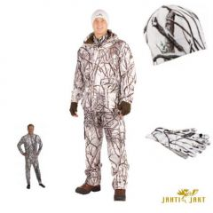 Costum Jahti Jakt Snow (7 piese) - marime S