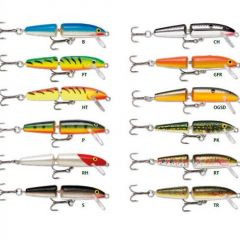 Vobler Rapala Jointed 11cm/9g, culoare CH