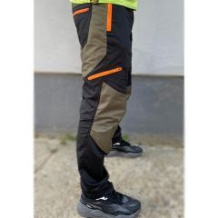 Pantaloni Joy Summer Skin Kaki, marimea XL