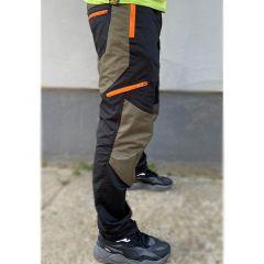 Pantaloni Joy Summer Skin Black, marimea XL