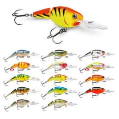Vobler Rapala Jointed Shad Rap 7cm/13g, culoare CH