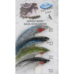 Set Streamers Dragon Tackle Supertinsel Bas Streamers