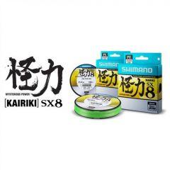 Fir textil Shimano Kairiki PE 0.07mm/4.5kg/150m
