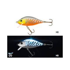 Vobler Jaxon Holo Select Karas UV 8cm/13g F, culoare MB