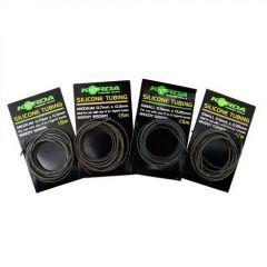 Korda Silicone Tube 0,5mm/1,5m Green