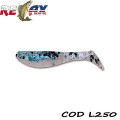 Shad Relax Kopyto Laminat 6.2cm, culoare 250, 10buc/plic