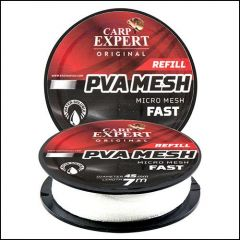 Rezerva Plasa Solubila PVA Carp Expert Hexa Mesh Fast (refill) 25mm/7m