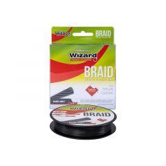 Fir textil EnergoTeam Wizard Braid Dark Grey 0.20mm/17.71kg/135m