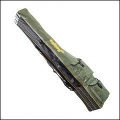 Husa lansete Carp Hunter 3 compartimente Plus 120cm