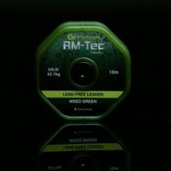 Fir leadcore Ridge Monkey RM-Tec Lead-Free Leader 11.3kg/10m Organic Brown