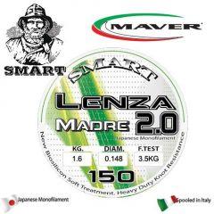 Fir monofilament Maver Lenza Madre 2.0 0,246mm/4,5kg/150m