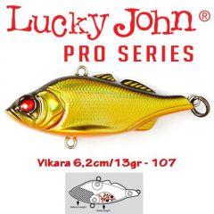 Vobler Lucky John Vikara 6.2cm, culoare 107