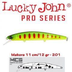 Vobler Lucky John Makora SP 11cm, culoare 201